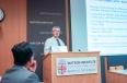 Vincent Roquet of the World Bank's Global Programs Unit presents his paper